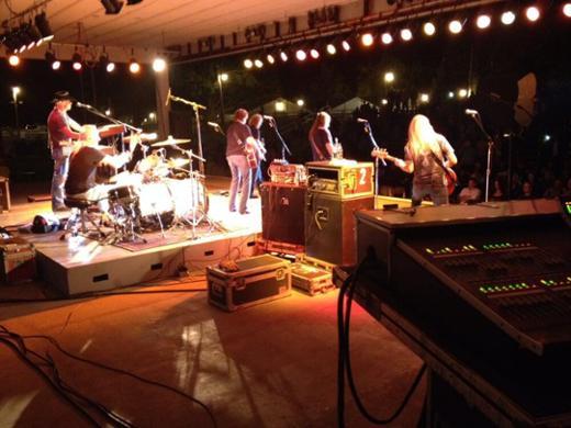 Festival Sound System Rental