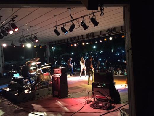Live Concert Audio Rental
