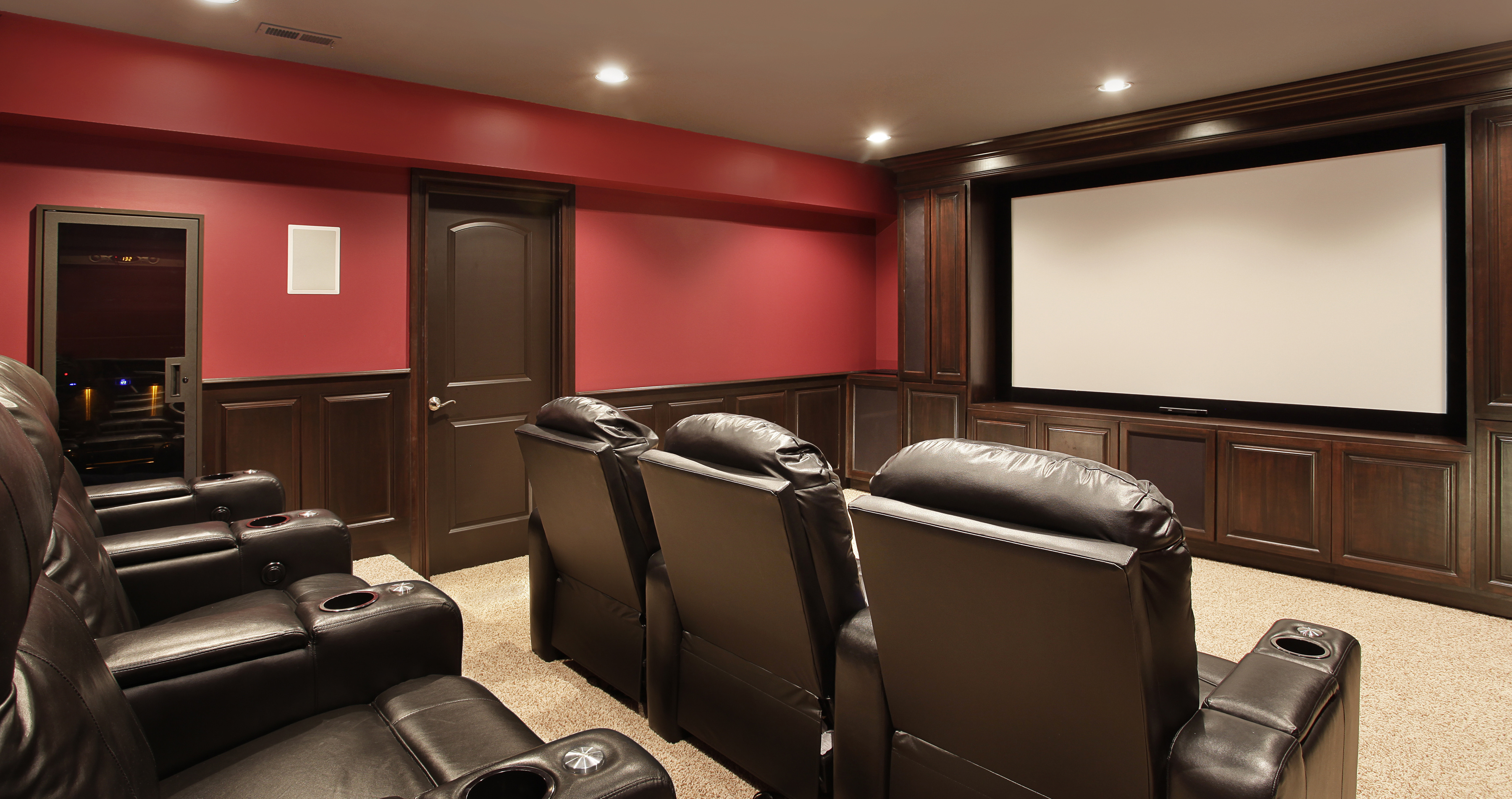 Home Theater and Residential Audio and Sound System Installation